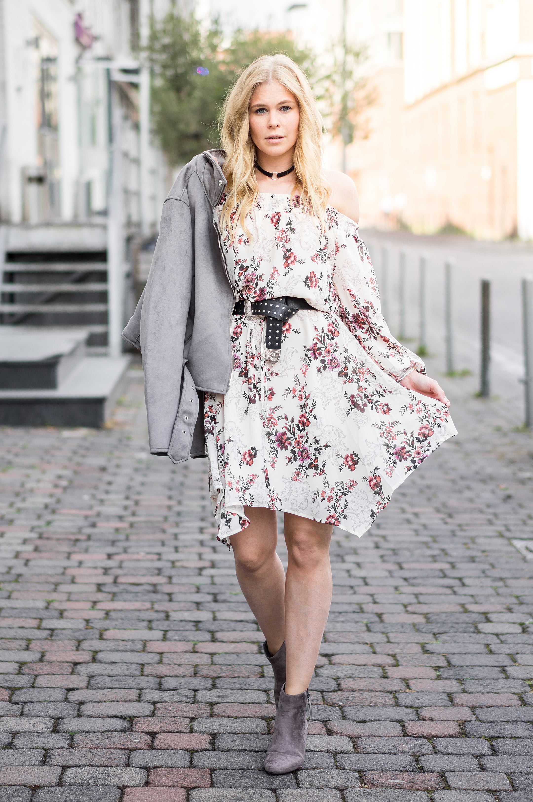 Western Look Outfit Sunnyinga Fashion Blogger Düsseldorf