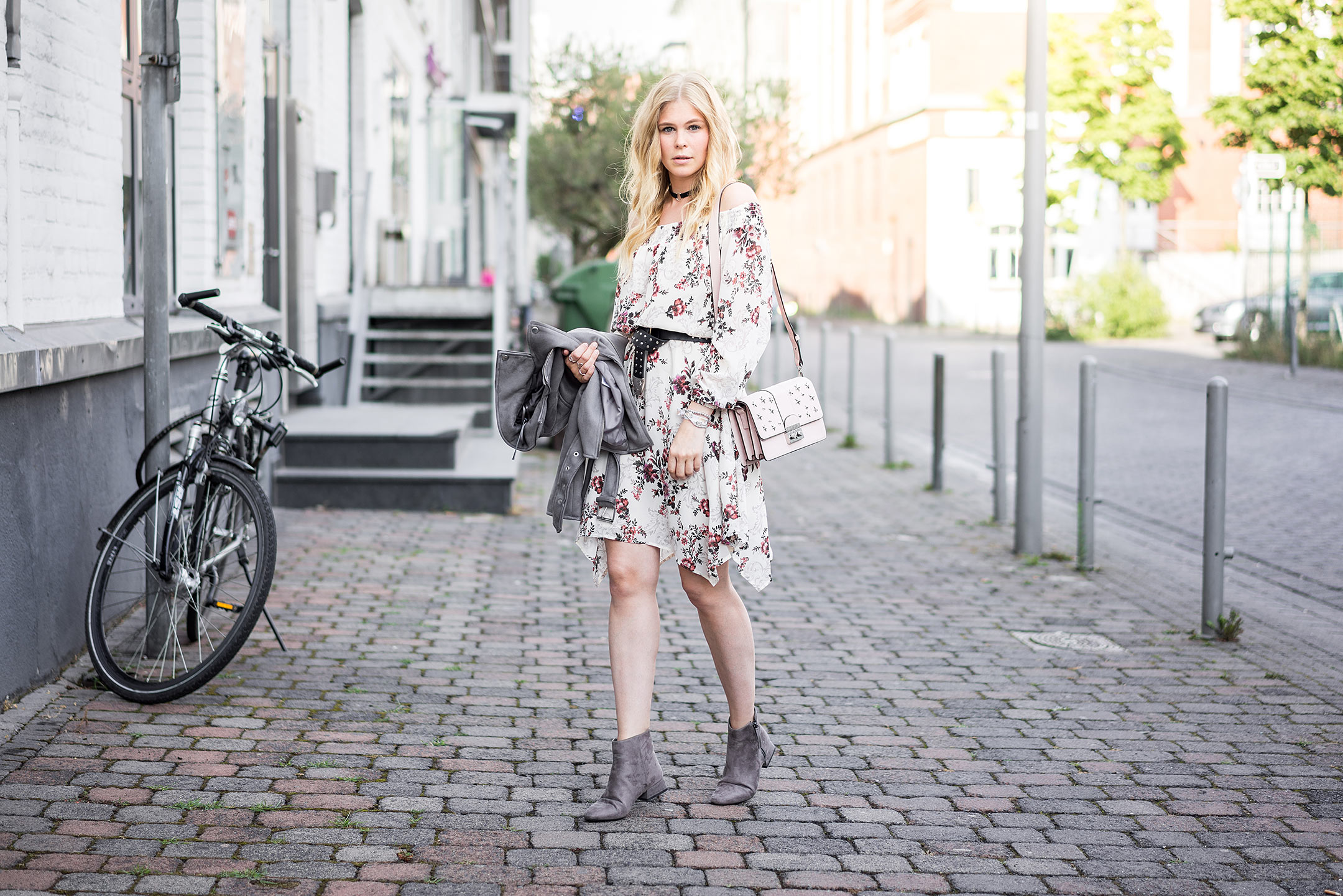 Western Look Trend Sommer Herbst Outfit Modeblog Bloggerin Sunnyinga
